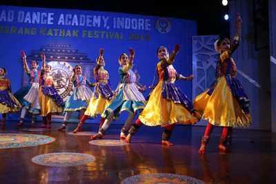 Thumri: Colours of Kathak at Nupur Tarang festival | Indore