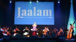 Sunshine orchestra perform Kaatrinile Varum Geetham