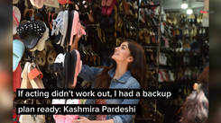 'Shopping on FC road brought back a lot of college memories'  Kashmira Pardeshi