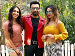 Ajaz Khan's pictures