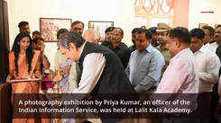 A picture perfect exhibition in Lucknow