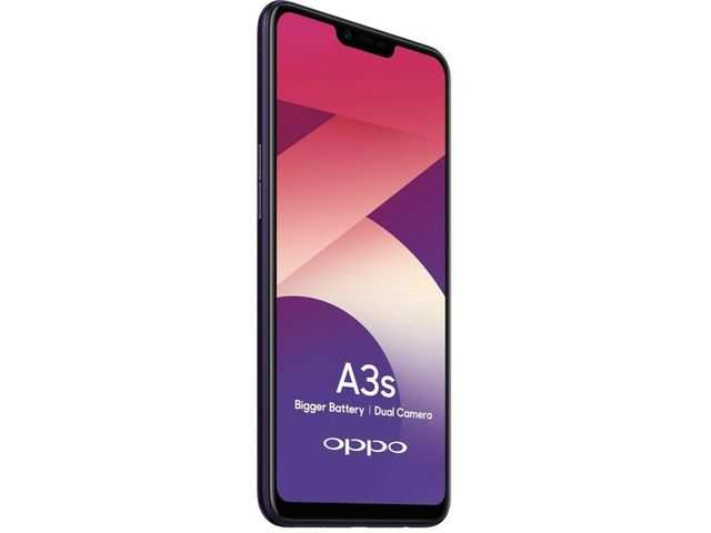 Oppo A3s gets a price cut in India: Report