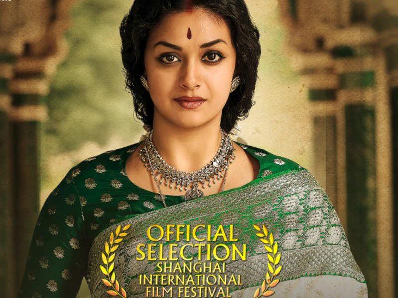 Nadigaiyar Thilagam gets selected for Shanghai International Film Festival
