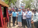 Chairman of FTII inaugurates FTII Residential colony
