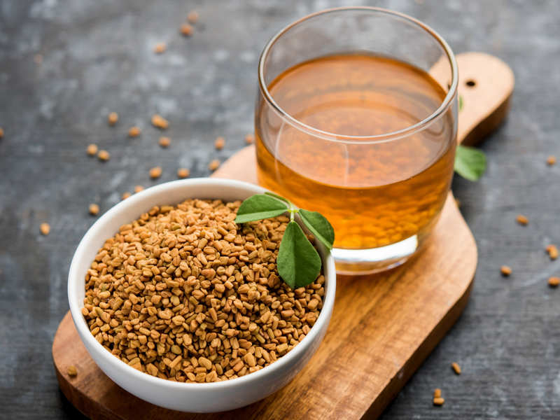 How are Methi Seeds useful in controlling diabetes and blood sugar?