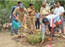 Aurangabad police officers set example by planting trees