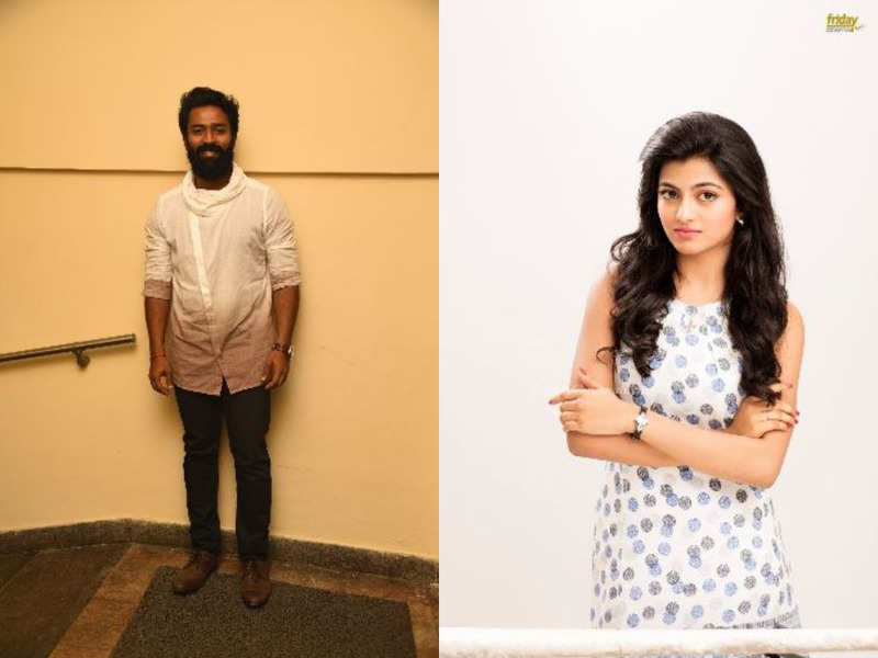 Anandhi fights with Shanthnu on day one of shoot