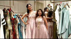 Celebrities spotted at the store launch of designer Pallavi Goyal at Rhythm House in Mumbai