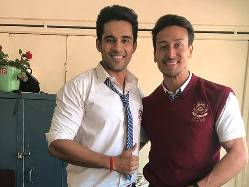 Abhishek Bajaj is excited about having his character named after him in 'Student of the Year 2'