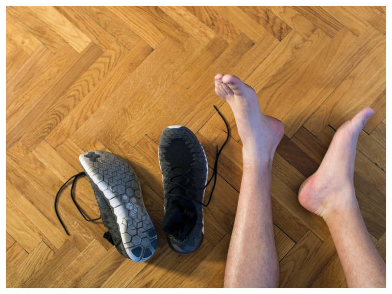 Weight Loss: The reason why people are working out barefoot! Should you?