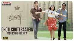 Maharshi | Song Promo - Choti Choti Baatein