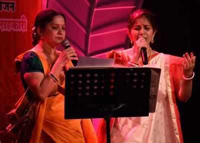Geet Hindi Saaz Bangla' presents mellifluous songs   Nagpur News