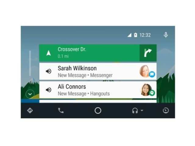 Google's Android Auto gets new interface, features