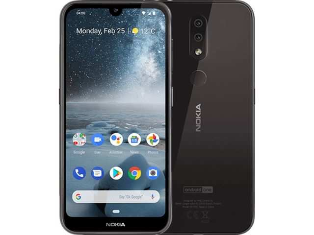 Nokia 4.2 with Qualcomm Snapdragon 439 processor, 13+2MP rear cameras launched in India