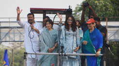 Sonakshi Sinha on canvassing for her mom Poonam in Lucknow