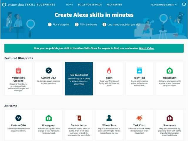 Amazon launches new Alexa skills for these users