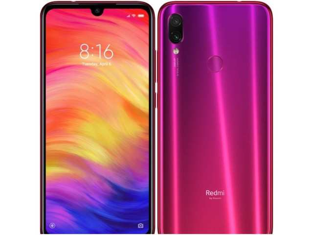 d14d3c5b702 Redmi Note 7 Pro  Xiaomi Redmi Note 7 Pro to go on sale today via ...
