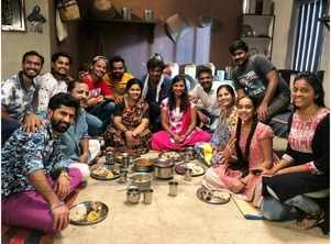 See: Fun moments from the sets of Saajanaa