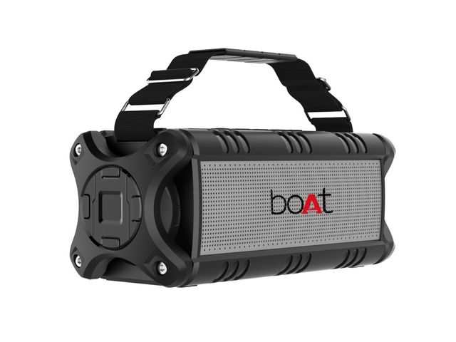 Boat launches Stone 1400 portable speaker at Rs 5,499