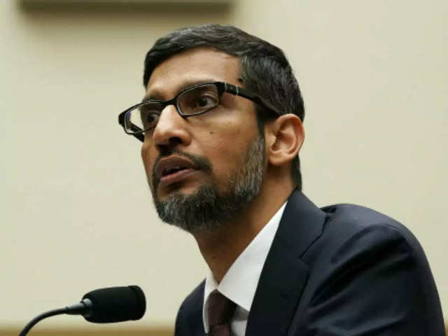 Google CEO Sundar Pichai has a 'message' for Apple on privacy and iPhone's pricing