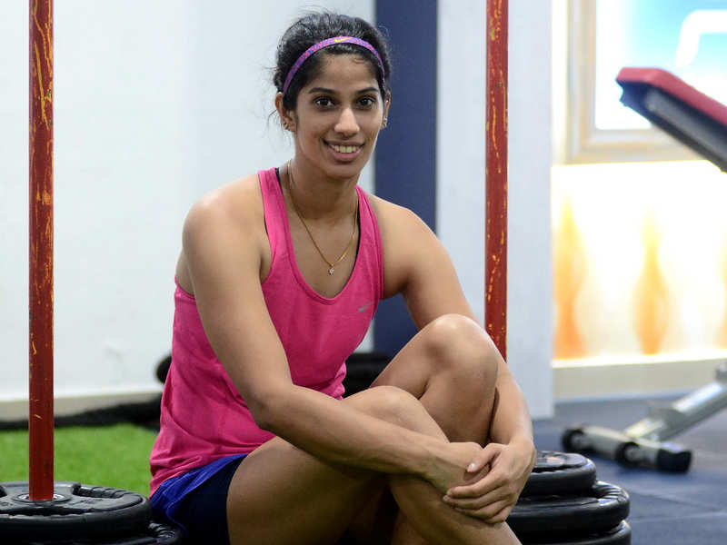 I came a lot more prepared to play each of the girls I had earlier lost to: Joshna Chinappa