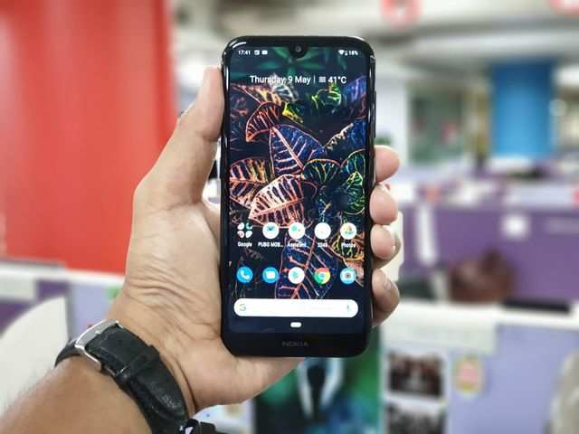 Nokia 4.2: First impressions
