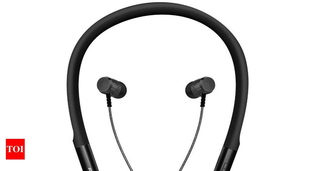 8f9caef7839 ambrane: Ambrane launches 'ANB-11' (Neko) earphones, priced at Rs 1,999 -  Times of India