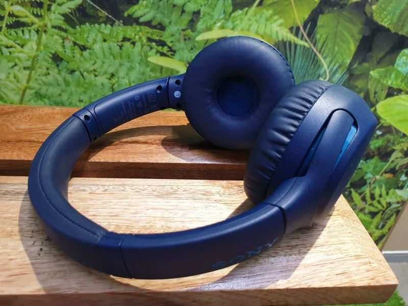 1f3ea0e574c Sony WH-XB700 review: Sony WH-XB700 review: Loud and clear | Gadgets Now