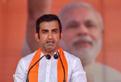Will hang myself in public, says Gautam Gambhir on pamphlet row