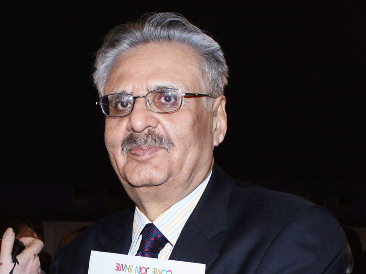 Political Business Leaders Pay Rich Tributes To Itc Chairman Y C Deveshwar Times Of India