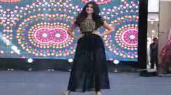 Tara Sutaria turns showstopper for Ritu Kumar