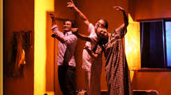 Welcome Zindagi, a play by Saumya Joshi, was staged in Ahmedabad recently