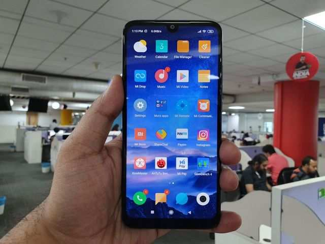 Xiaomi Redmi 7 to go on sale today: Price , specs and more