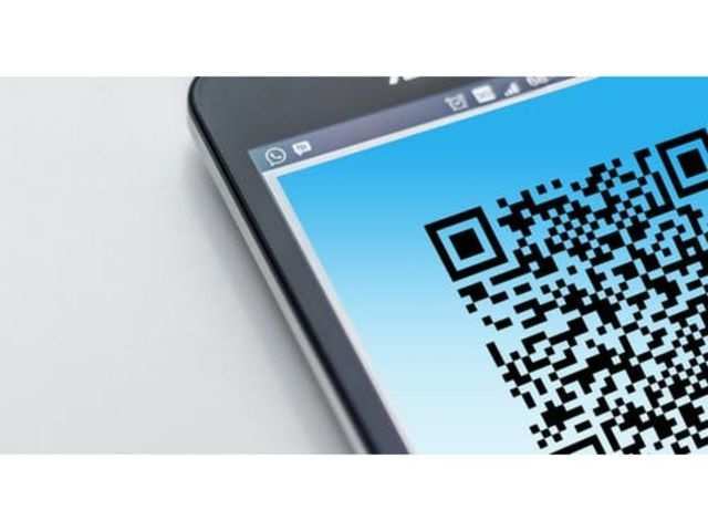QR code option may be must for shops