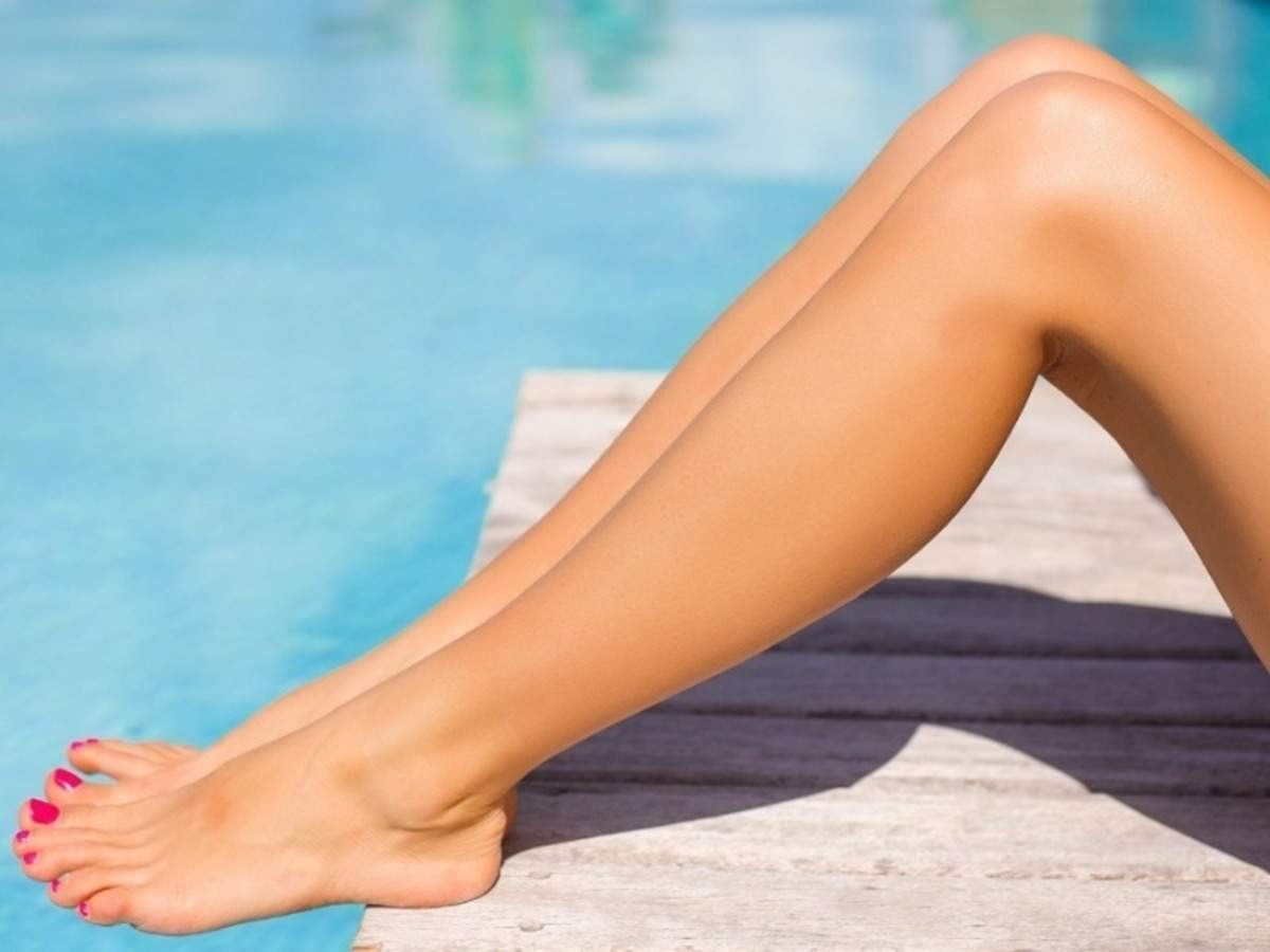 Ways To Remove Scars And Dark Spots On Legs