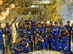 Mumbai Indians win IPL 2019