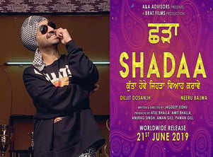 Diljit Dosanjh spills beans on 'Shadaa' trailer