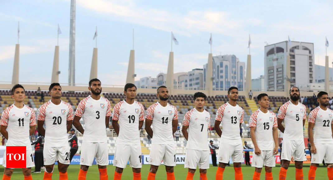 AIFF announces Intercontinental Cup opponents