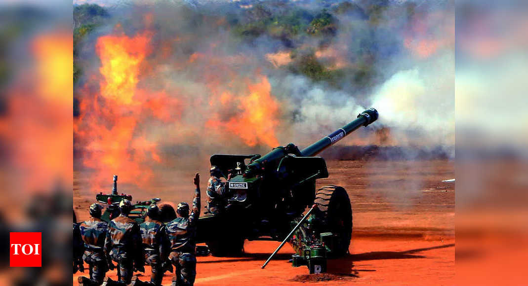 Indian Army raises alarm over rising accidents due to faulty ...