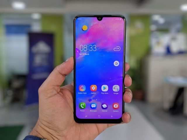 Samsung Galaxy M30 with 6.4-inch to go on sale today via Amazon at 12pm
