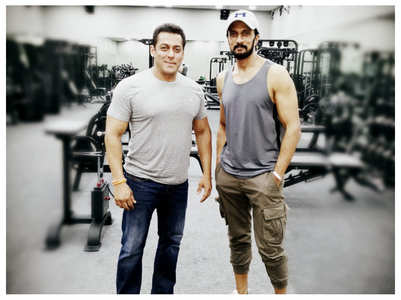 'Dabangg 3': Salman-Sudeep to fight bare body
