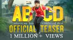 ABCD 'American Born Confused Desi' - Official Teaser