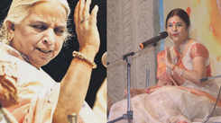 Disciples pay tribute to Girija Devi on her 90th birth anniversary