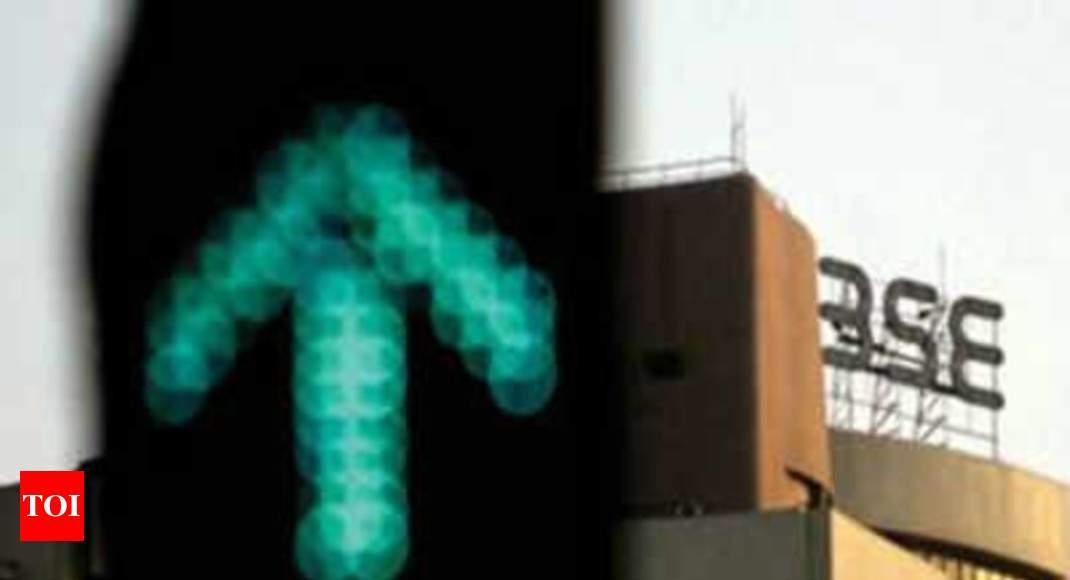 Sensex snaps 9-day losing streak, up 228 points