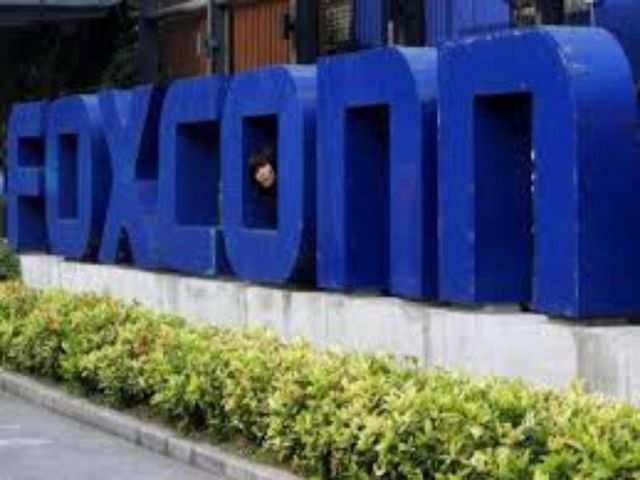 Foxconn posts fall in first-quarter profit, lagging estimates