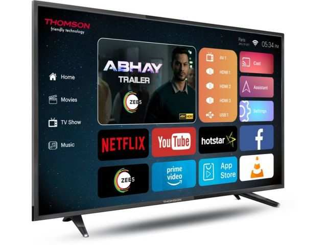 Flipkart Big Shopping Days Sale: Offers on Thomson TVs