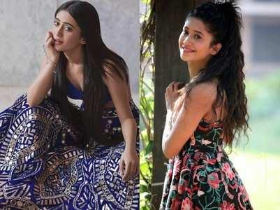 Shivangi shoots despite being unwell