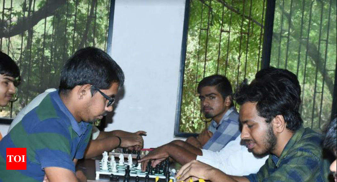 Chess championship for visually impaired held