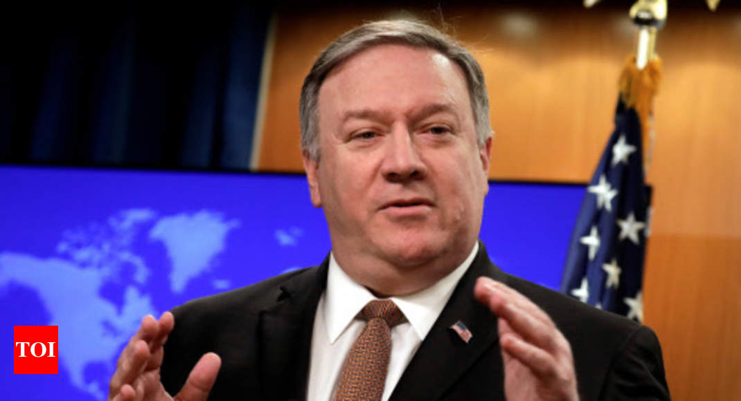 We fundamentally do not see a war with Iran: Pompeo