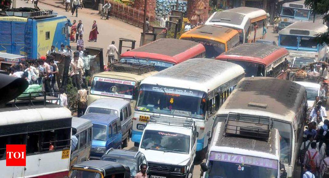 Cops plan to decongest Hubballi roads